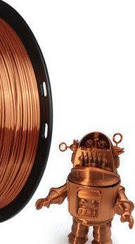 Shiny-PLA-3D-Printer-Filament-Noulei-Silk-Copper